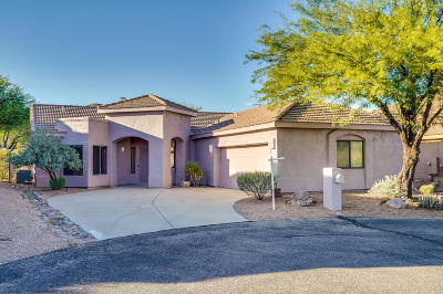 Tucson Single Family Home For Sale: 704 S Deer Bend Court