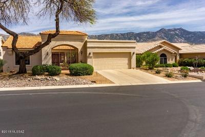 Tucson Single Family Home For Sale: 38025 S Elbow Bend Drive