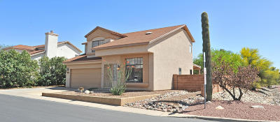 Tucson Single Family Home For Sale: 3093 W Country Fair Drive