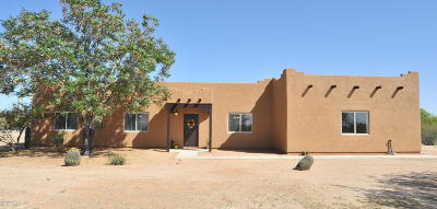 Marana Single Family Home For Sale: 37053 S Azalea Drive