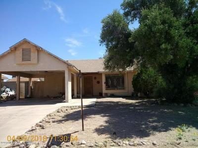 Tucson Single Family Home Active Contingent: 7161 S Camino Libertad