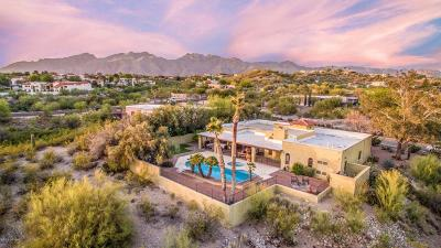 Tucson Single Family Home For Sale: 3641 N Calle Agua Verde