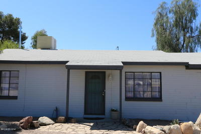 Pima County Single Family Home For Sale: 2558 E Sylvia Street