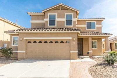 Sahuarita Single Family Home Active Contingent: 519 W Corte Calza