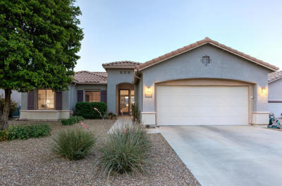 Continental Ranch Sunflower Single Family Home For Sale: 7654 W Desert Cactus Way