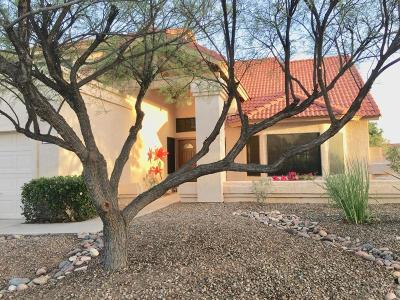Oro Valley Single Family Home For Sale: 1261 W Lodestone Place