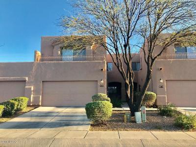 Pima County Townhouse For Sale: 8582 E Placita Pueblo Bonito