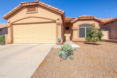 Oro Valley Single Family Home For Sale: 12173 N Makayla Canyon Lane