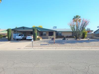 Single Family Home For Sale: 9770 E 3rd Street