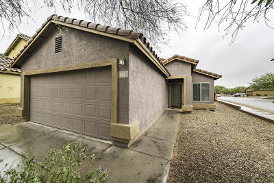 Green Valley Single Family Home Active Contingent: 642 W Desert Blossom Drive