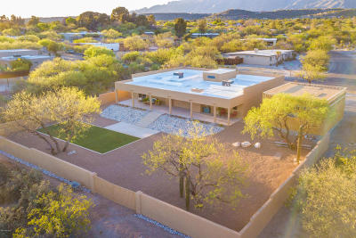 Tucson Single Family Home For Sale: 8200 E Calle Potrero