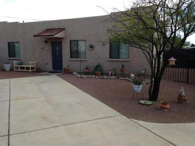 Pima County Single Family Home For Sale: 4148 E Desert Place