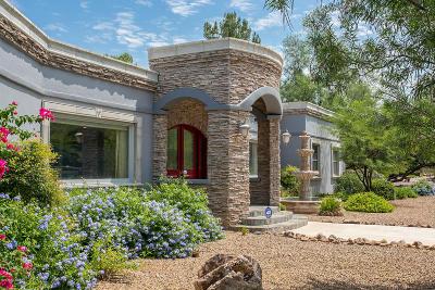 Tucson Single Family Home For Sale: 12319 E Sutter Mill Street
