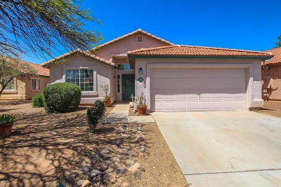 Pima County Single Family Home For Sale: 12421 N Brightridge Drive