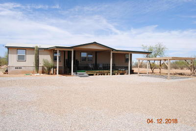 Pima County, Pinal County Manufactured Home For Sale: 5054 S Blazing Fire Way