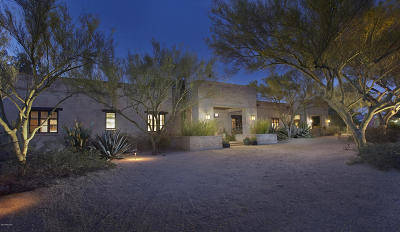 Pima County, Pinal County Single Family Home Active Contingent: 350 N Sierra Vista Drive