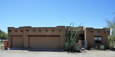 Tucson Single Family Home For Sale: 16125 W Prosperi Avenue