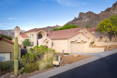Single Family Home For Sale: 10014 N Bighorn Butte Drive