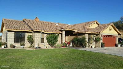 Tucson Single Family Home Active Contingent: 1224 Avenida Gloriosa