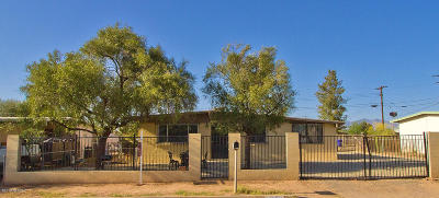 Pima County Single Family Home For Sale: 748 W Illinois Street