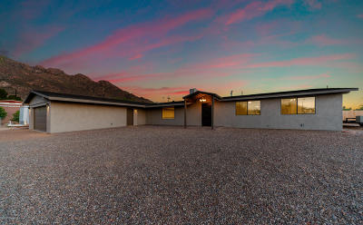 Oro Valley Single Family Home For Sale: 40 E Calle Concordia