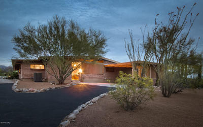 Pima County Single Family Home Active Contingent: 7450 N Village Avenue