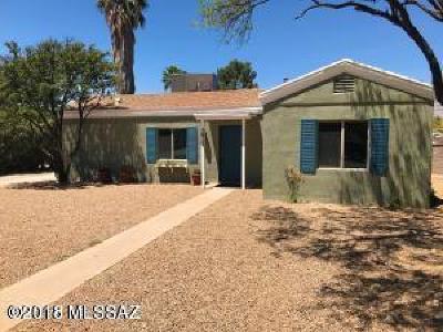Pima County Single Family Home For Sale: 3917 E Desmond Lane