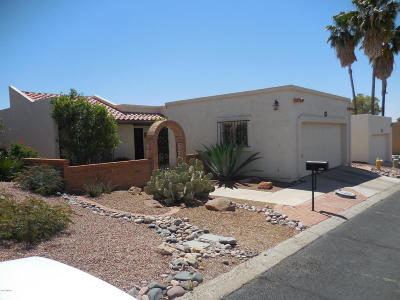 Green Valley Townhouse For Sale: 2811 S Via Del Bac