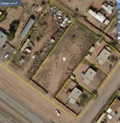 Residential Lots & Land For Sale: 4561 E Benson Highway #-