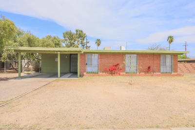 Pima County Single Family Home For Sale: 8141 E Colette Place