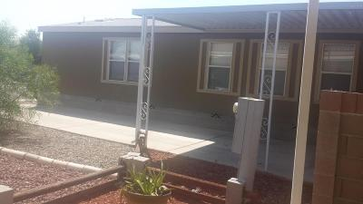 Pima County Manufactured Home For Sale: 3019 E Acacia Club Lane