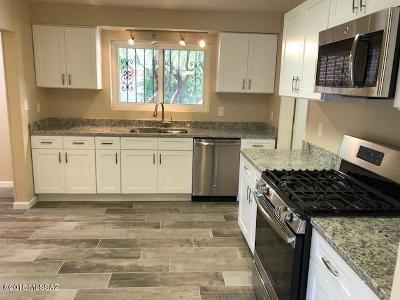 Pima County Single Family Home For Sale: 5552 E Silver Street
