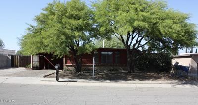 Tucson Single Family Home For Sale: 8231 E Nicaragua Drive