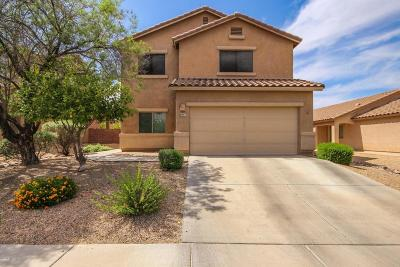 Tucson Single Family Home For Sale: 8847 N Moonfire Drive