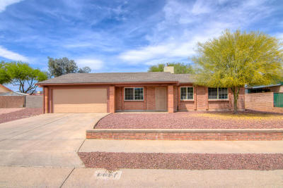 Pima County, Pinal County Single Family Home For Sale: 6081 N Curry Avenue