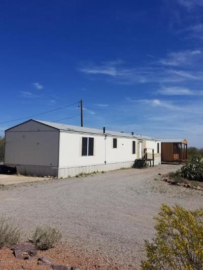 Pima County, Pinal County Manufactured Home For Sale: 20615 W Mullins Lane