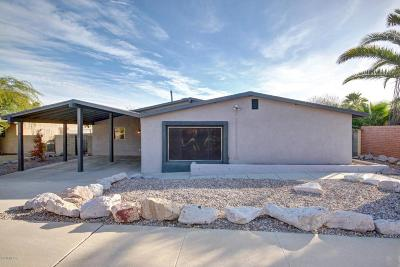Tucson Single Family Home Active Contingent: 1441 S No Le Hace Avenue