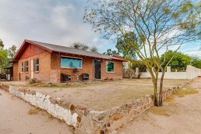 Tucson Single Family Home For Sale: 1215 E 13th Street