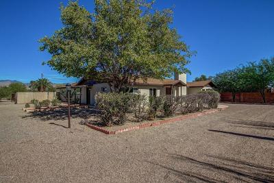 Tucson Single Family Home For Sale: 5201 E 20th Street