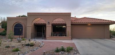 Oro Valley Single Family Home For Sale: 14721 N Shotgun Place