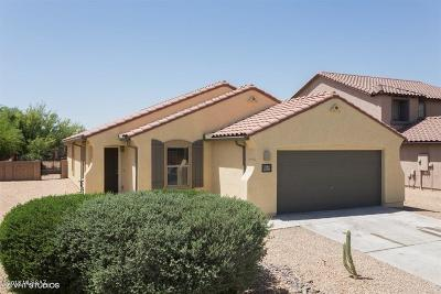 Marana Single Family Home For Sale: 12615 N Cottonseed Lane
