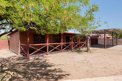 Pima County, Pinal County Single Family Home For Sale: 5701 E 35th Street