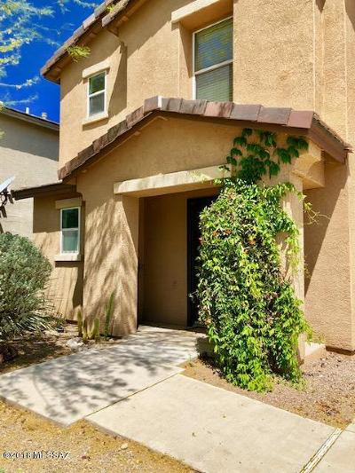 Tucson Single Family Home For Sale: 4153 E Babbling Brook Drive