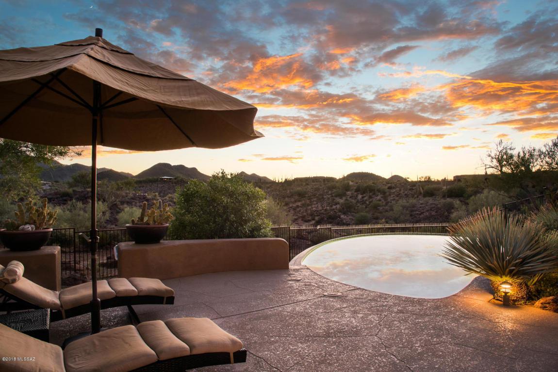 Listing: 5455 N Sonoran Sunrise Place, Tucson, AZ.  MLS# 21811117 ...