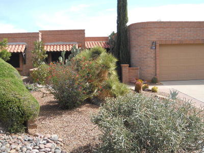 Pima County, Pinal County Single Family Home For Sale: 1740 W Camino Urbano