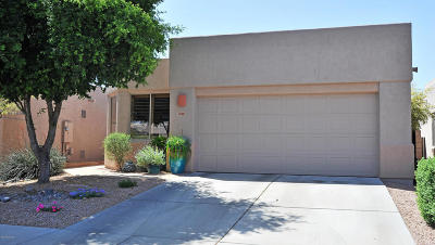 Pima County Single Family Home For Sale: 7344 E Calle Infinito
