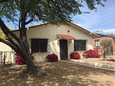 Pima County Single Family Home For Sale: 1521 E Miles Street