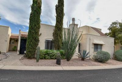Pima County, Pinal County Townhouse For Sale: 723 W Orange Tree Place