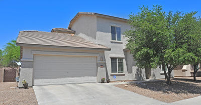 Pima County Single Family Home For Sale: 9417 N Weather Hill Drive