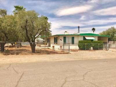 Pima County, Pinal County Manufactured Home For Sale: 1905 W Schafer Street